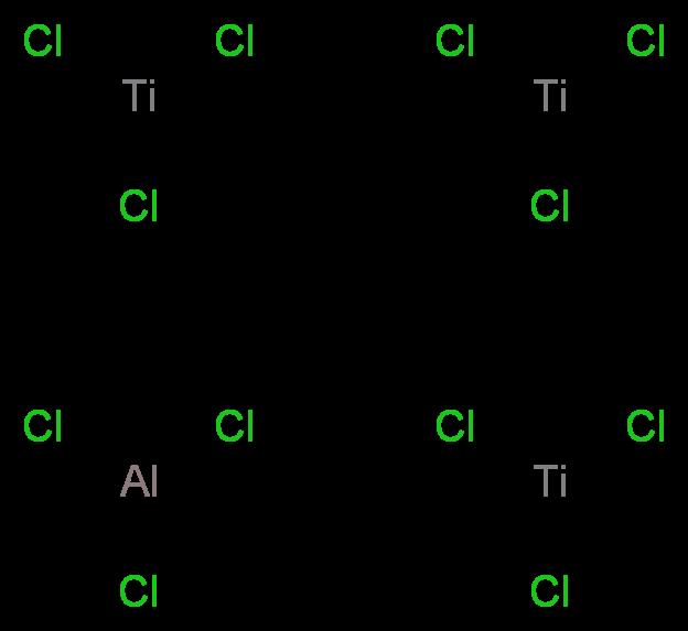 铝分子结构图