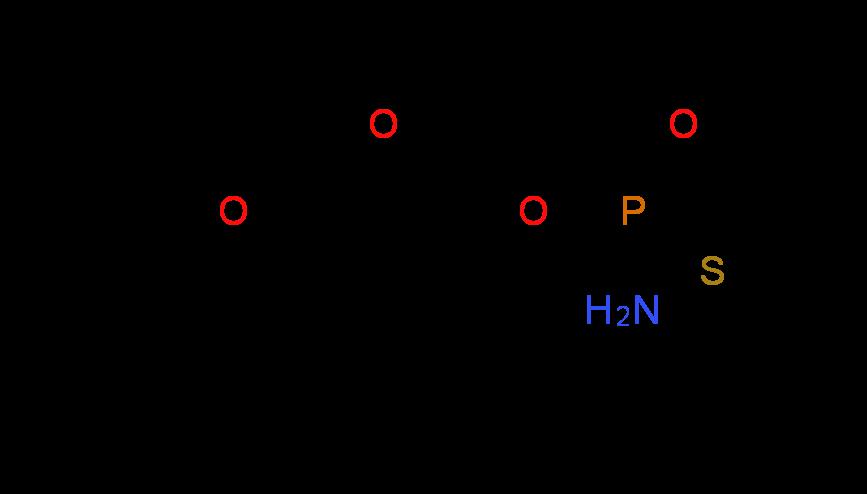 水胺硫磷_分子结构_cas_24353-61-5)