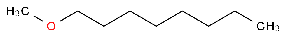 1-methoxyoctane_分子结构_CAS_929-56-6