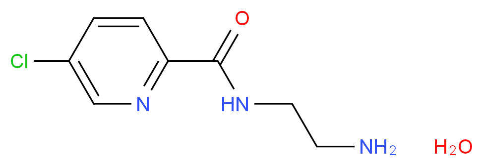 CAS_103878-84-8(anhydrous) molecular structure