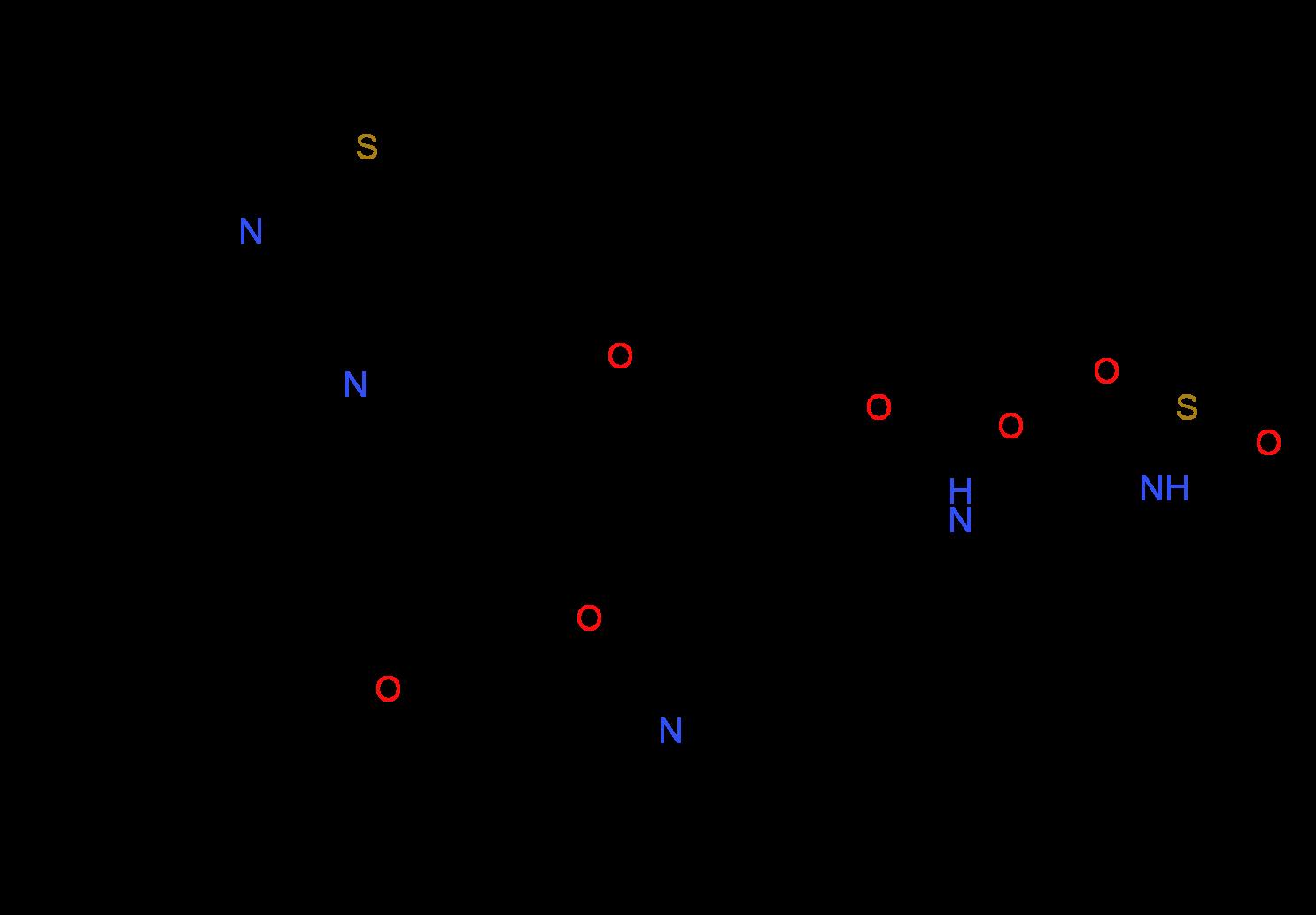 Simeprevir_ molecular structure _CAS_923604-59-5)