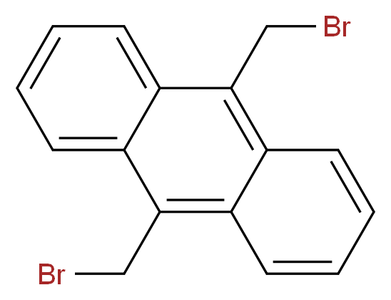 9,10-Bis(bromomethyl)anthracene_分子结构_CAS_34373-96-1)