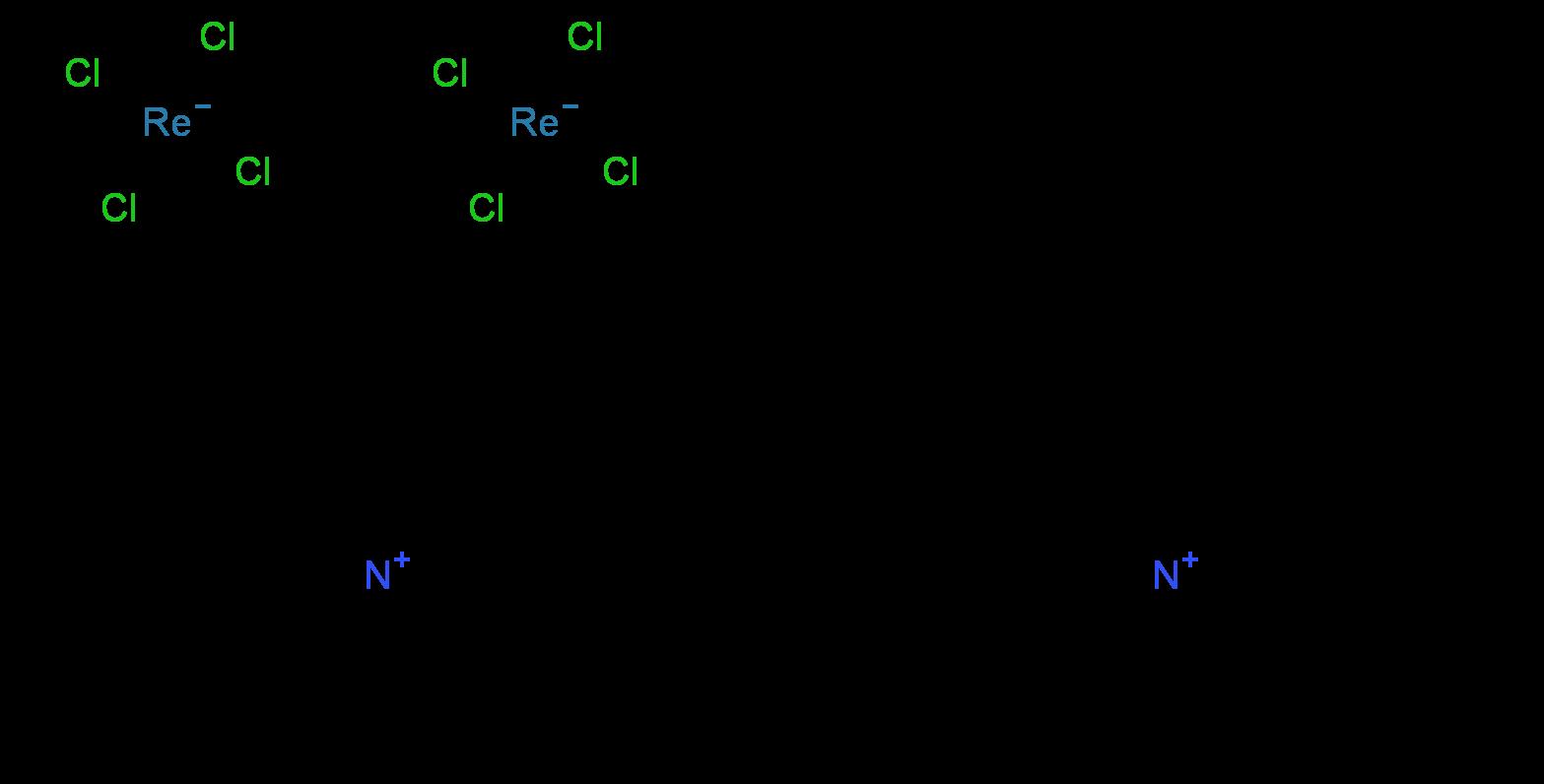 八氯二铼酸四丁基铵(iii)_分子结构_cas_14023-10-0)